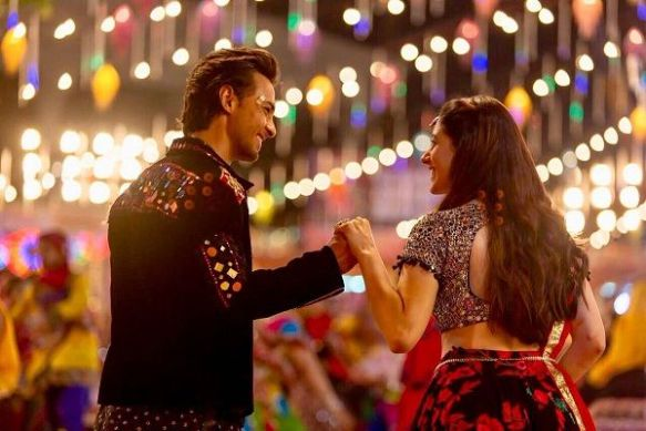 A wounded Aayush Sharma asks Warina Hussain out for Navratri in Loveratri – view pic
