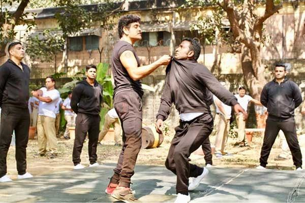 Ram Gopal Varma – Nagarjuna's Officer will now release on June 1st