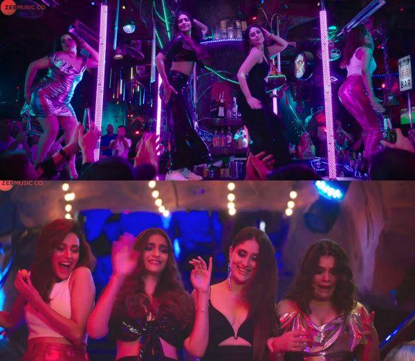 Veere Di Wedding song Veere Veere: Kareena Kapoor Khan and Sonam Kapoor's track not only has a nice ring to it but Iulia Vantur as well!