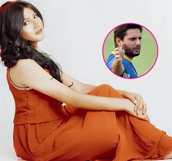FIR actress Mahika Sharma gets trolled after stating that she kept herself sexually satisfied by fantasizing about Shahid Afridi