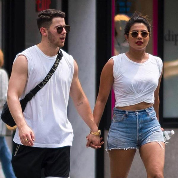 "Priyanka Chopra FINALLY confirms her relationship status with Nick Jonas; says their India trip was a ""great experience"" for him"