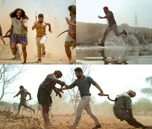 Aravindha Sametha teaser: Jr NTR is brutal, angry, extremely savage and shirtless – watch video
