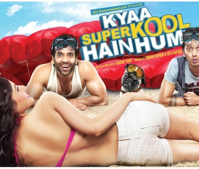 Bollywood Adult Comedy Kya Super Kool Hai Hum