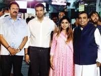 Isha Ambani and Anand Piramal  Isha Ambani And Anand Piramal's Royal And Spiritual Wedding Invite Has 4 Gold Boxes, Check Video article 2018113087185926339000