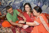 Nita Ambani  Nita Ambani And Kokilaben Ambani Visit Ambaji Temple To Offer Isha Ambani's Wedding Invitation Card article 20181133212073043650000