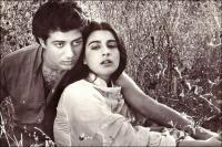 Sunny Deol and Amrita Singh