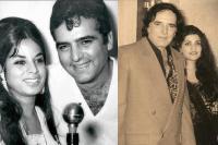 Feroz Khan and Jyotika