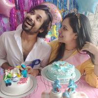 Puja Banerjee and Kunal Verma