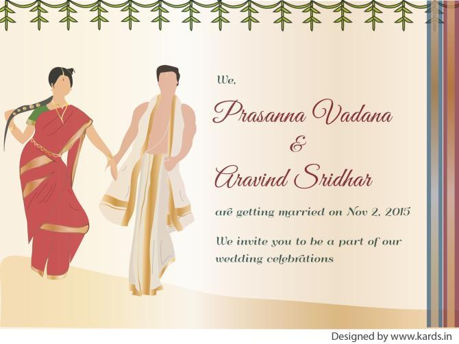 Quirky Wedding Invites