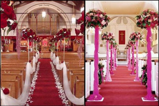 Beautiful Photo Opportunities On The Grounds 600x399 In 46 5kb Simple Wedding Decorations For Church