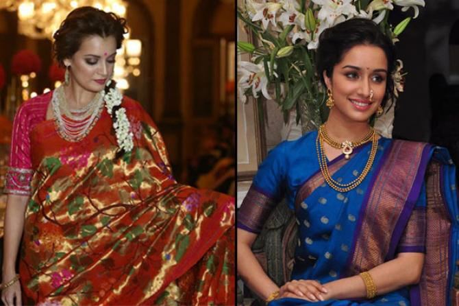 11 Different Types Of Gorgeous Silk Sarees Every Bride