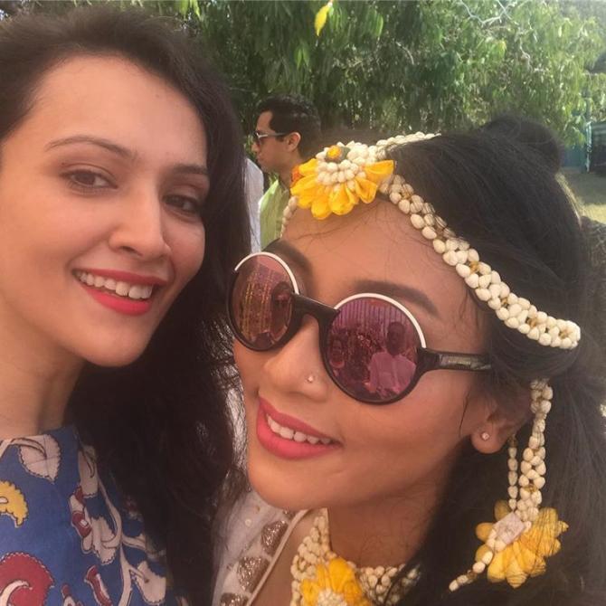 Dipannita Sharma and Ankita Konwar
