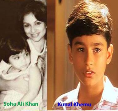 Kunal Khemu and Soha Ali Khan