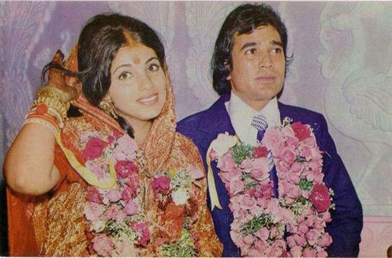 Rajesh Khanna Dimple Kapadia Love-Hate Story