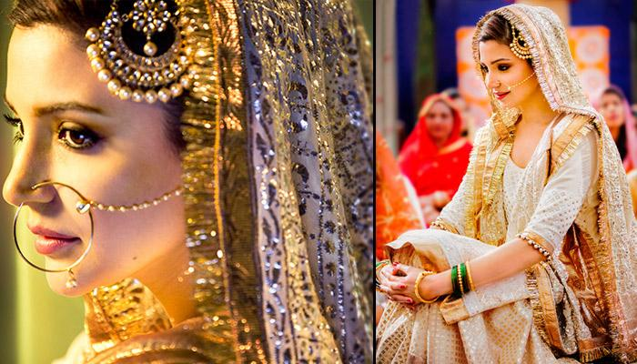 Indian bridal looks: muslim bride