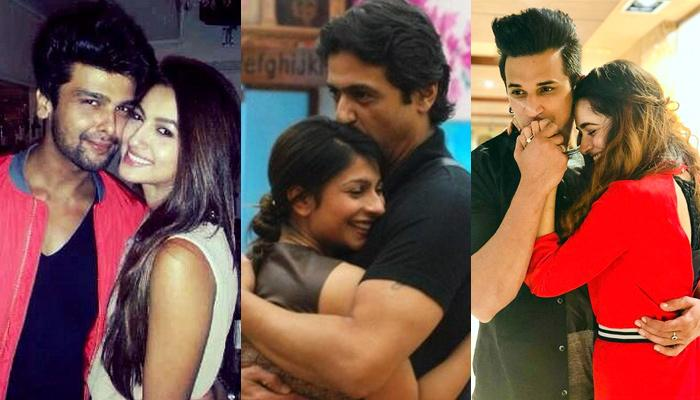 19 Most Controversial Love Affairs That Blossomed Inside The 'Bigg Boss' House