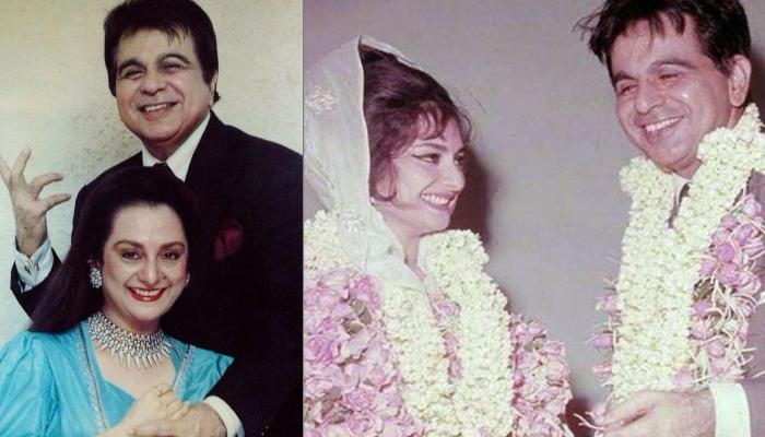 Dilip Kumar And Saira Banu's Throwback Picture From Their Wedding Gives A  Glimpse Of Eternal Love