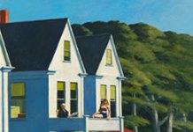 Mostra-Hopper Second Story SunlightEdward-Hopper list01