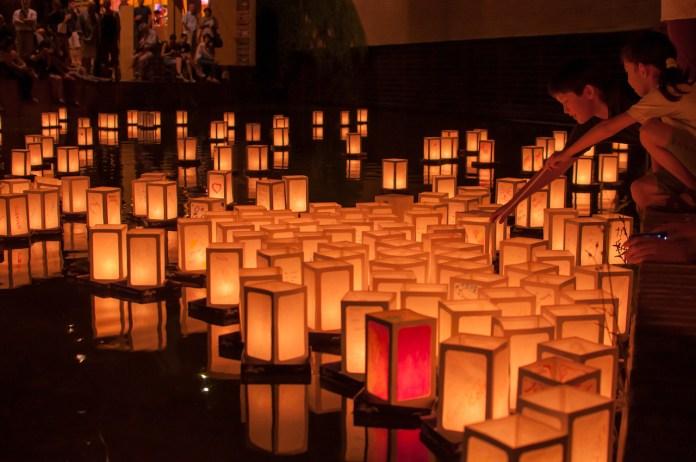 Le mille lanterne al Parco del Cavaticcio