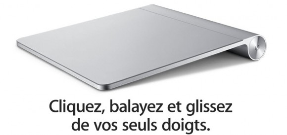 Magic Trackpad d'Apple