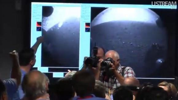 mars image Curiosity