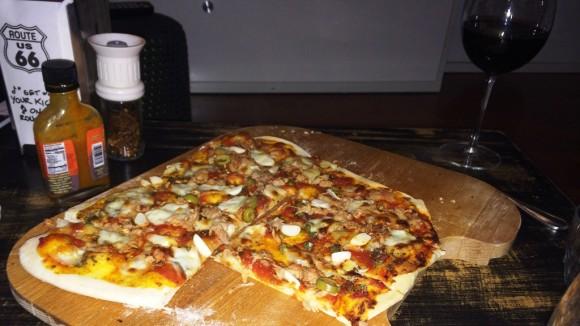 Pizza Swisscom TV 2.0