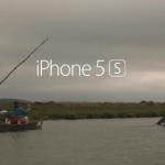 Apple met la puissance de l'iPhone 5s en avant