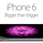Découvrez l'iPhone 6, iPhone 6 Plus et Apple Watch en vidéo