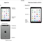 Apple officialise l'iPad Air 2 et l'iPad Mini 3 par erreur