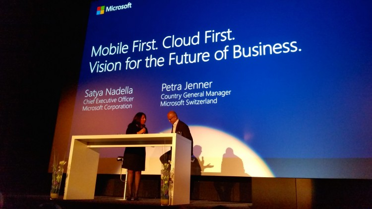 Microsoft Mobile & Cloud First