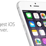 Une optimisation en vue pour iOS 8.1.1 ?