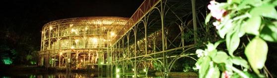 Ópera de Arame em Curitiba