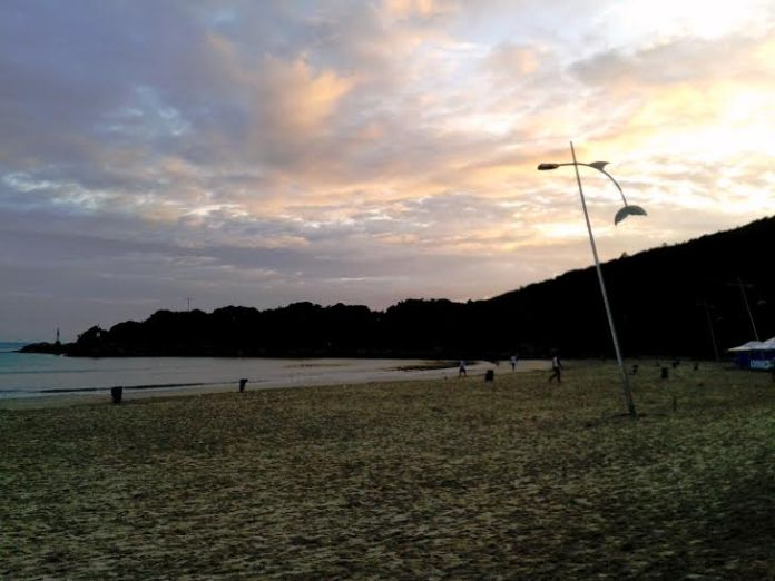 Barra da Lagoa em Florianópolis