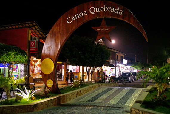 Broadway Canoa Quebrada