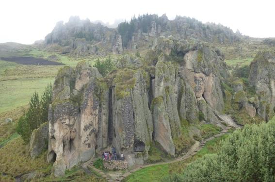 Cumbemayo, Peru