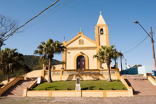 Igreja Bom Jesus de Paranapiacaba