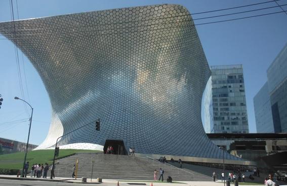 Museo Soumaya, Cidade do México