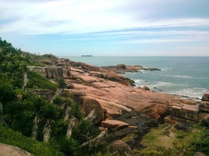 Paisagem de Florianópolis
