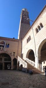 Palácio della Ragione - Cidade de Verona - Itália - Susan Buranelo
