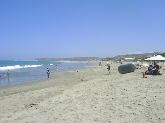 Punta Sal é uma das mais belas praias do Peru