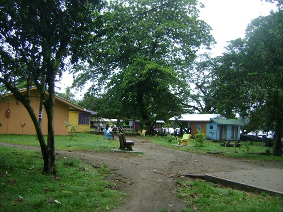 Tortuguero na Costa Rica