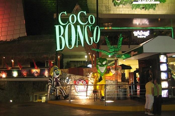 Vida noturna em Cancun