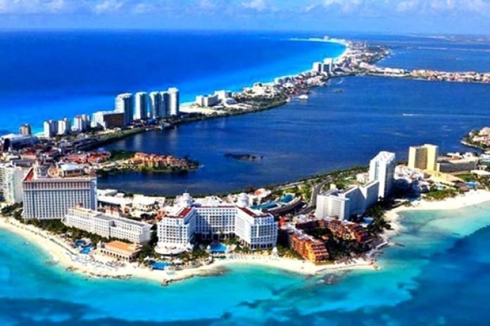 Hotéis em Cancún em frente ao mar