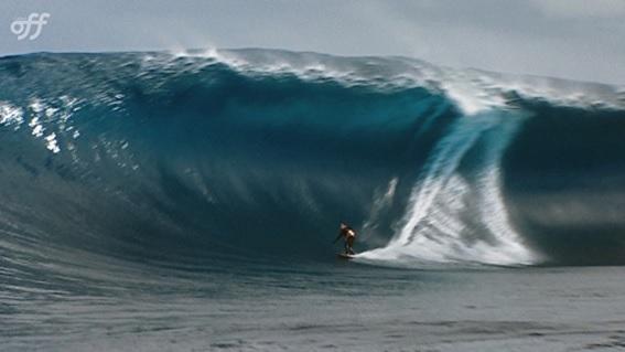 surf em Nova Zelândia