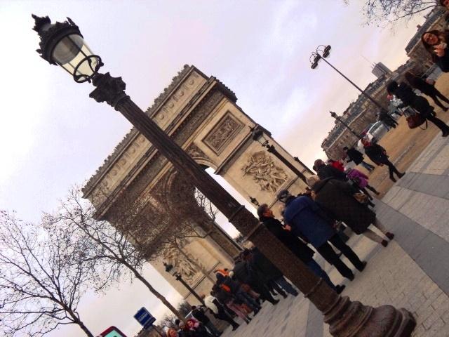 Arco do Triunfo na Europa