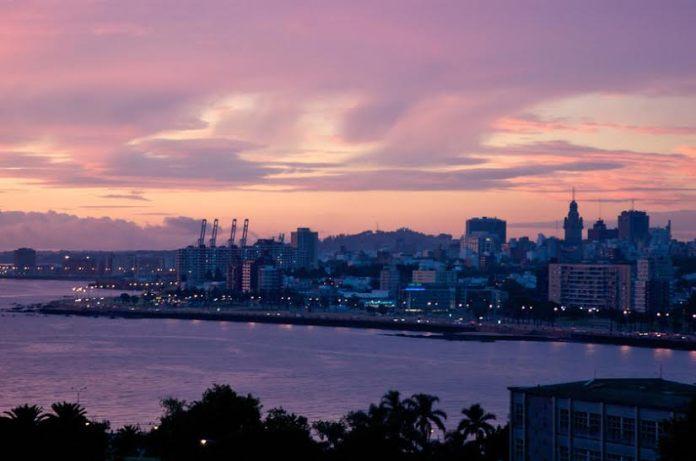 Conhecer Montevidéu voando TAM
