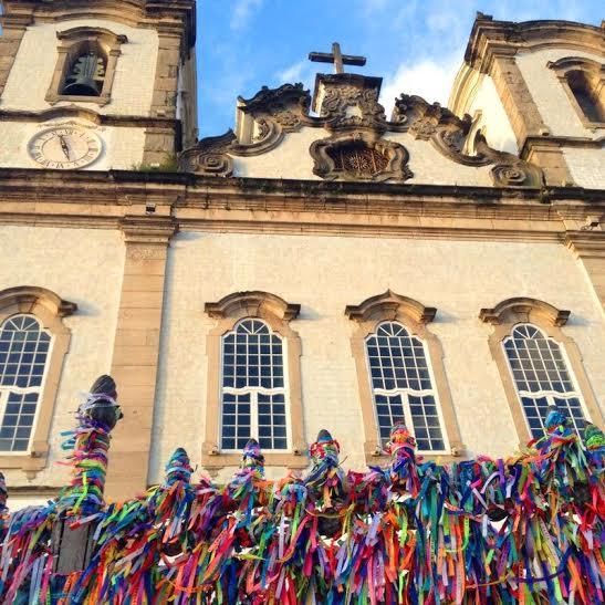 Foto da Igreja do Senhor do Bonfim em Salvador