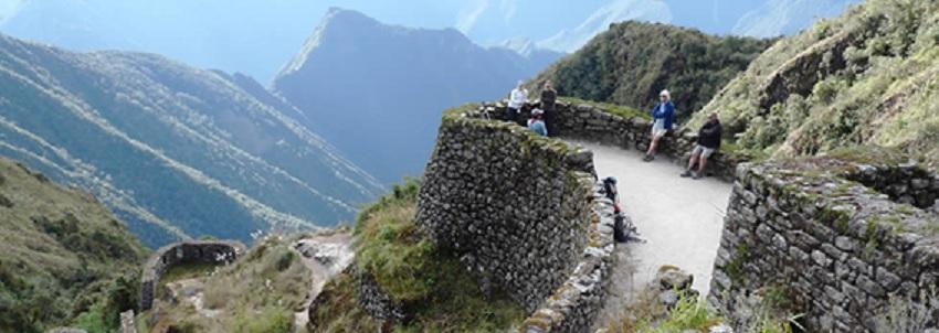 Foto da Trilha Inca