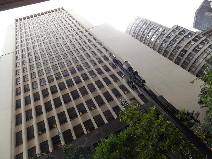Prédio da Bovespa em São Paulo