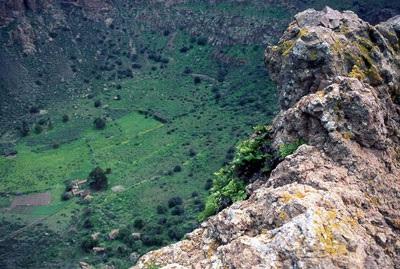 Vale Bandama nas Ilhas Canárias